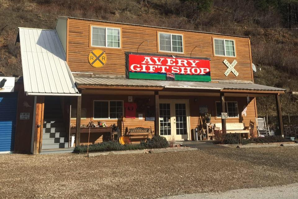Avery Idaho Giftshop